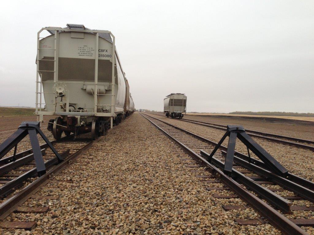 Blair Irwin & Cariboo Rail - Canadian Heartland Training Railway